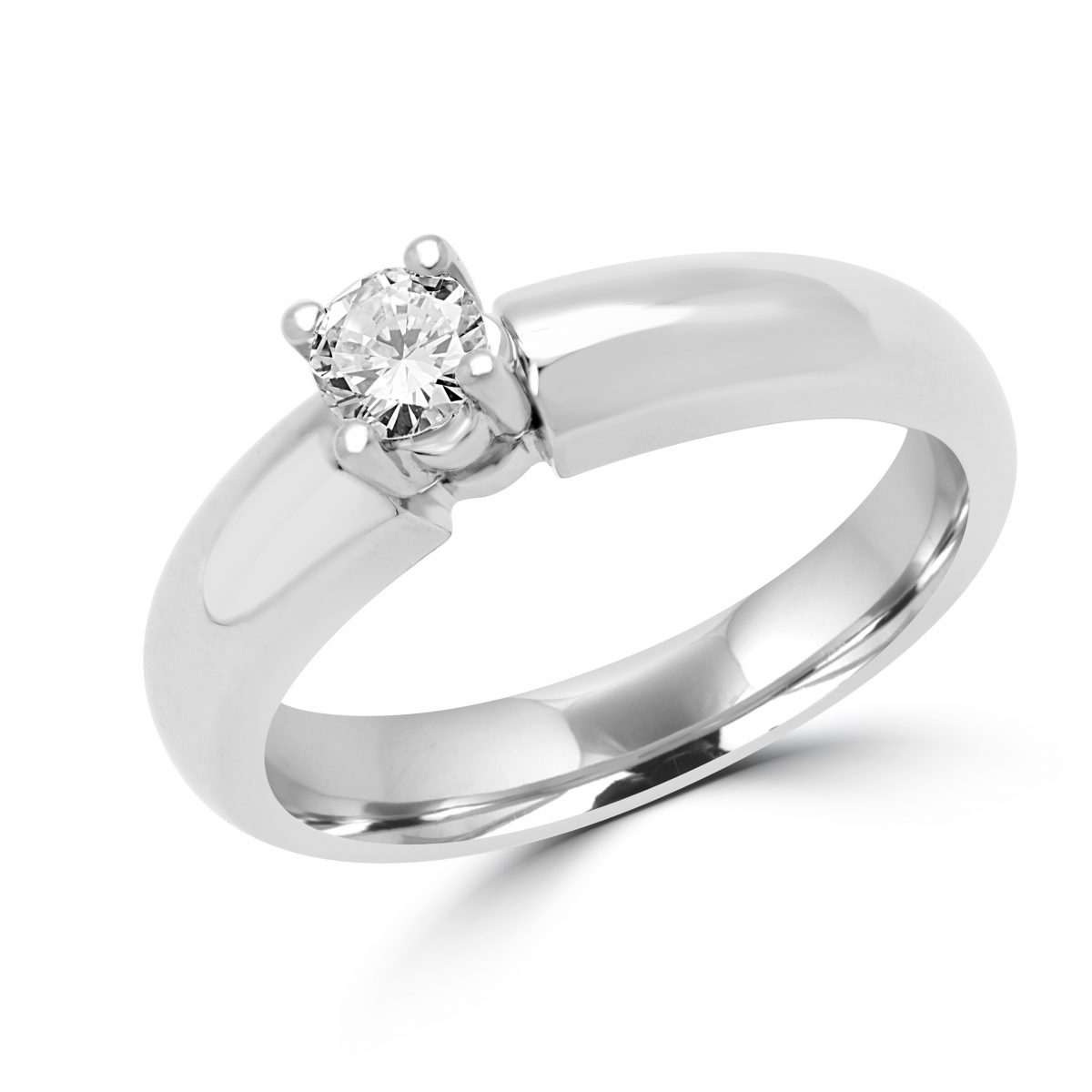 bague solitaire montreal