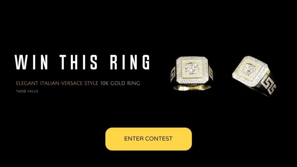 global diamond montreal contest banner