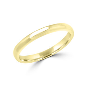 Refined wedding Band