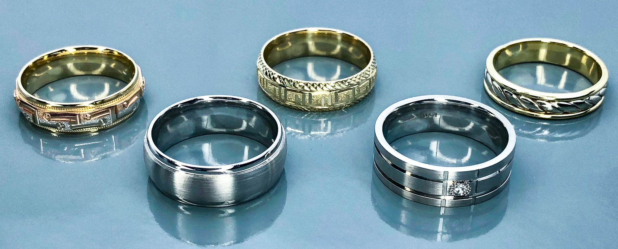 wedding band for wedding