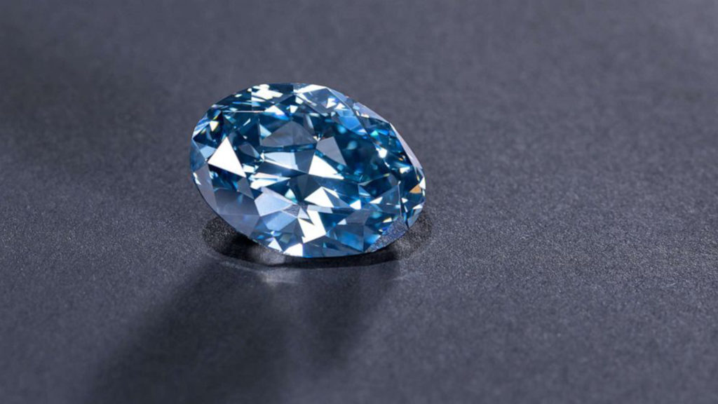 Blue Hope Diamond