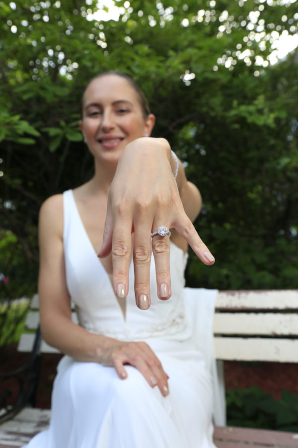 halo diamond ring designs